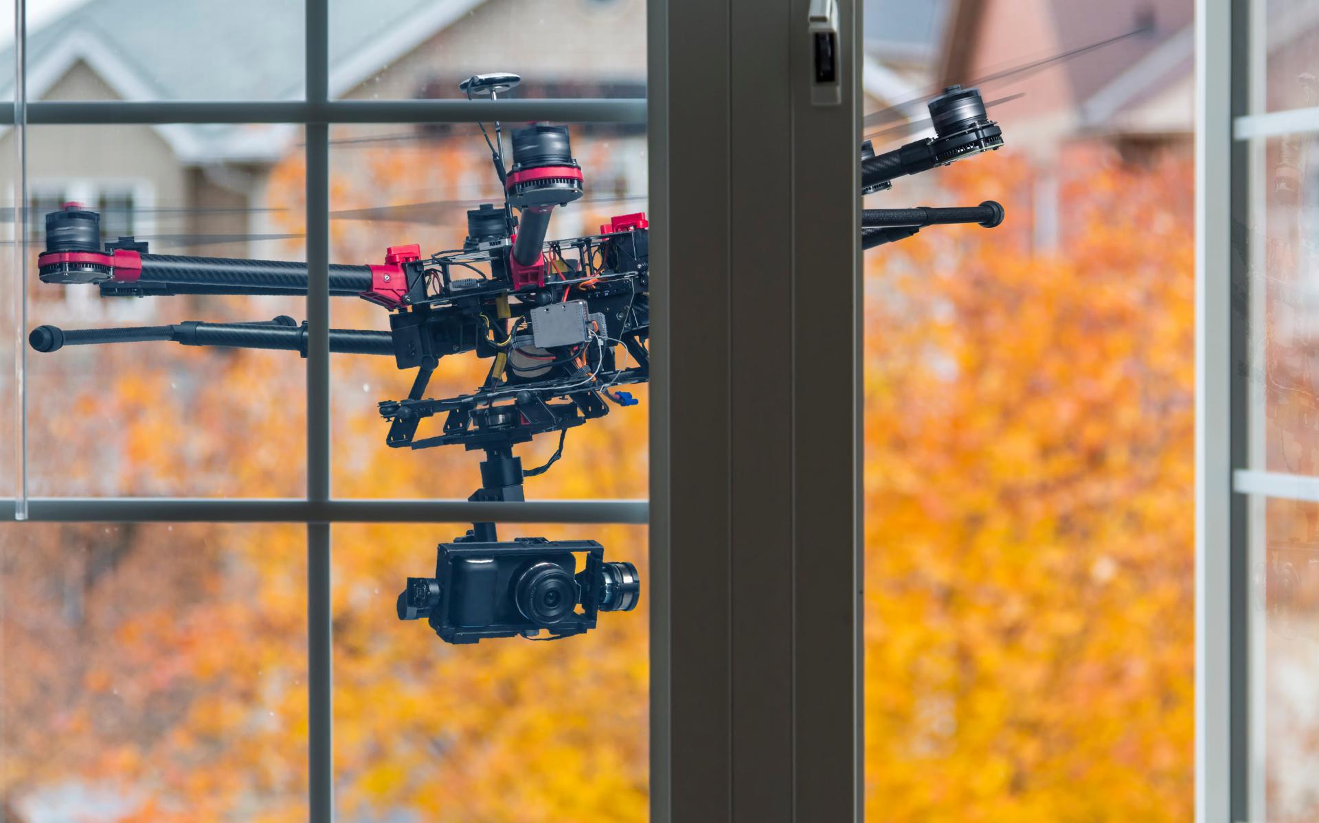 Victory UAV - Drone Spying - 1