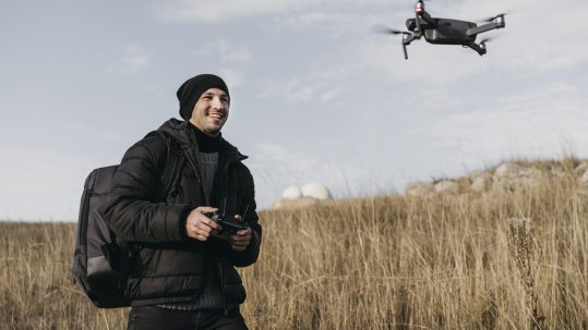 Victory UAV - Can A Foreigner Acquire A Canadian Drone Pilot License - Cover